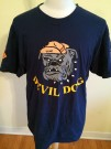 T-Shirt Devil Dog B-25 Ghost Sqd. WW2 USMC: L