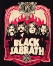 BLack Sabbath T-Shirt: S