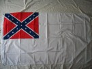 Flagga 2nd Confederate CSA Civil War