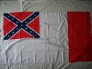 Flagga 3rd Confederate CSA Civil War