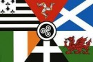 Flagga Celtic Nations Irland 150x90cm
