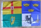 Flagga Ireland 4 Provinces 90x60cm