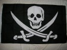 Flagga Navy Seals Battle Flag 150x90cm
