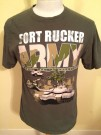 T-Shirt US Army Fort Rucker: M