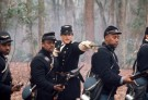 Handskar Officer Parad US Civil War typ