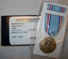 Good Conduct Air Force Medalj