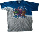 "Grateful Dead ""Spirit of ´76"" batik T-Shirt: L"