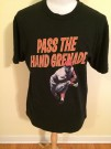 T-Shirt Pass the Hand Grenade: L