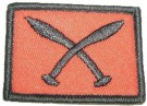 Gurkha Regiment Uniformsmärke