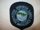 Hoboken New Jersey Volunteer Ambulance Corps