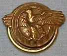 Honorable Discharge Lapel Button WW2 original