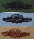 Insignia USN SEALs Expeditionary Warfare