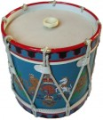 Ishink Regimental Drum RAF WW2 kopia