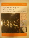 Japanese Army in WW2 bok