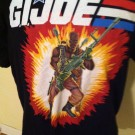 T-Shirt GI Joe- Roadblock: L