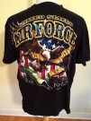 T-Shirt USAF Fly, Fight & Win: XL