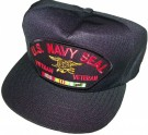 Keps Navy Seal Vietnam Veteran Snap-Back