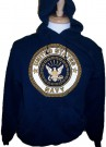 Hooded Sweater US Navy Soffe Original: M