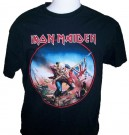 Iron Maiden The Trooper T-Shirt: XL