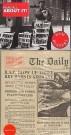 Replica Dam Busters 1943 Newspaper WW2
