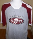 T-Shirt USMC US Marines 1775: XL+