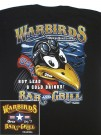 T-Shirt Warbirds Bar & Grill USAF: L
