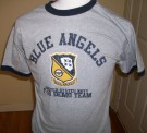 T-Shirt F-18 Blue Angels USAF USN: M