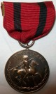 Medalj US Indian War Campaign Service