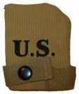 Muzzle Cover US Army WW2 repro