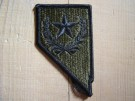 Nevada National Guard HQ Combat patch Subdued