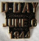 Pin D-Day June 6 1944 WW2