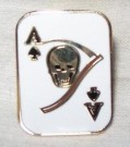 Pin Death Card