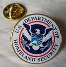 Pin Homeland Security