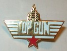 Pin Top Gun