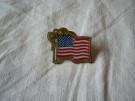 Pin Yellow Ribbon US Army