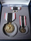 Prisoner of War Medaljset x4