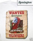 Remington Rifles Hevi-Shot T-SHIRT: M