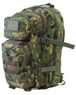 Assault Pack DPM Woodland 28l.