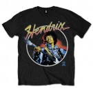 Jimi Hendrix Authentic T-Shirt: L