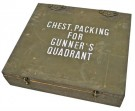 Box Gunners Quadrant US Army USMC WW2 Original