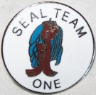 Seal Team 1 Pin Navy Seals