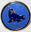 Seal Team 2 Pin Navy Seals
