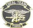 Seal Team 3 Tygmärke