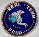 Seal Team 4 Pin Navy Seals
