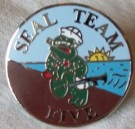 Seal Team 5 Pin Navy Seals