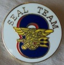 Seal Team 8 Pin Navy Seals