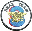 Seal Team 8 Tygmärke