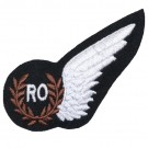 RAF Radio Wing Royal Air Force WW2 repro
