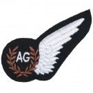 RAF Gunner Wing Royal Air Force WW2 repro