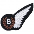 RAF Bomber Wing Royal Air Force WW2 repro